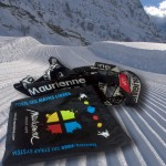 Porte-skis mains libres Skiss Maurienne
